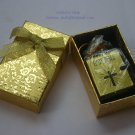 MINI BIBLE KEYRING(GOLD)WITH BOX