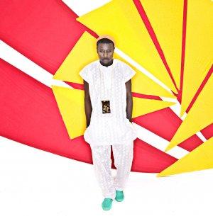 White Fulani Pants