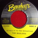 The Wailers, Peter Tosh - Go Tell It On The Mountain (1970)