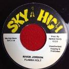 Flabba Holt - River Jordan / Version (1977)