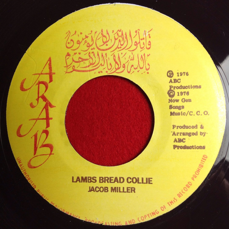 Jacob Miller- Lambs Bread Collie (1976)