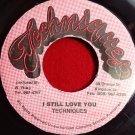 Techniques - I Still Love You / Version (1974)