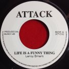 Leroy Smart - Life Is A Funny Thing / Trinity - Psalms (1977)
