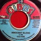 Culture _ Innocent Blood /  Joe Gibbs + Professionals - Blood Line(1979)