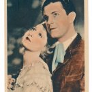GODFREY PHILLIPS Ramon Novarro and Jeanette Macdonald MINT CARD