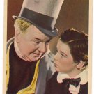 GODFREY PHILLIPS W.C. Fields and Freddie Bartholomew MINT CARD
