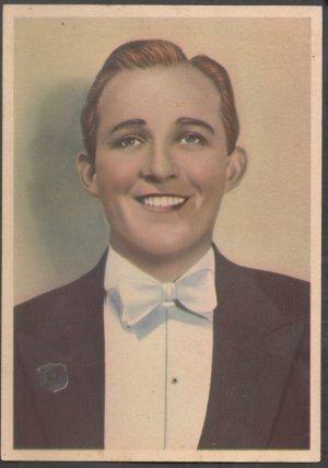 GODFREY PHILLIPS Bing Crosby MINT CARD