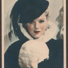 GODFREY PHILLIPS Anna Sten MINT CARD