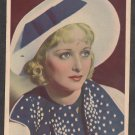 GODFREY PHILLIPS Joan Bennett MINT CARD