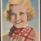 GODFREY PHILLIPS Una Merkel MINT CARD