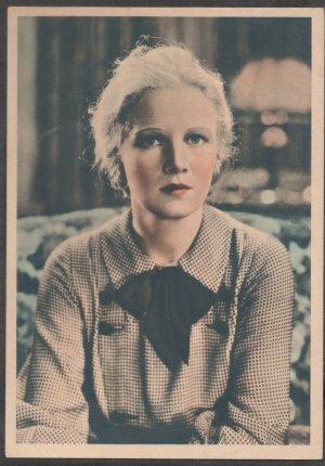 GODFREY PHILLIPS Ann Harding MINT CARD