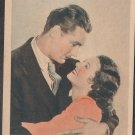 GODFREY PHILLIPS Charles Farrell and Janet Gaynor MINT CARD SHOTS FROM THE FILMS