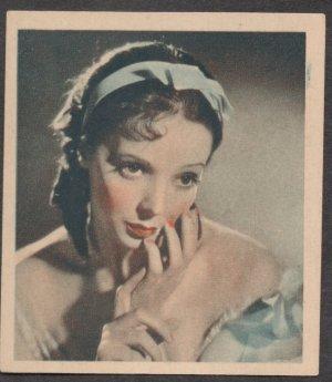 GODFREY PHILLIPS Jessie Matthews MINT CARD SHOTS FROM THE FILMS