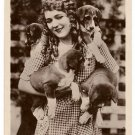 """MARY PICKFORD PICTURE POSTCARD BRITISH MFD  No.230  """"Picturegoer""""  Series, 88, Long Acre, London"""
