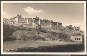 AN OLD FORT IN  RAJASTHAN MINT VINTAGE OLD