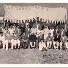 Dr Rajendra Prasad Memorabilia - GOVT SPORTS CRICKET Pic 1953 Autographed