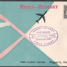 1964 India Boeing 707 First Bombay Nandi Fiji Flight