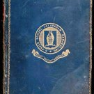 "St Paul School Darjeeling India Memorabilia ANTIQUE BOOK ""THE WONDERS OF ANIMAL INGENUITY"""