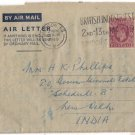 Handwritten British Industries Fair Letter 1949 Gov Generals Camp PO