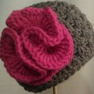 crochet baby girl hat you pick the size