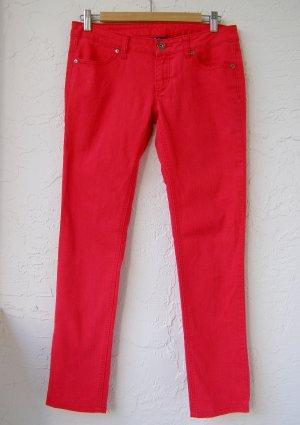 Skinny Red Jean  (size 7)