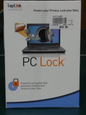 Laplink PC Lock - Protect your privacy & lock your data