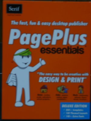 Serif PagePlus Essentials