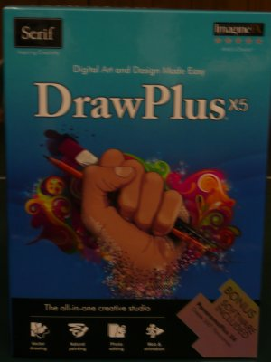 Serif DrawPlus X5 Graphics Studio + PanoramaPlus X4