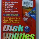 Avanquest Disk Utilities Professional, 3 Users