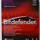 BitDefender Total Security 2013, 3 Users for 2 Years