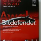 BitDefender Antivirus Plus 2013, 3 Users for 2 Years