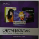 OfficeWork Creative Essentials Software - MuveeNow, Anime Studio 6 & TrueKatShow