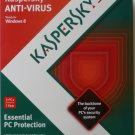 Kaspersky Anti-Virus 2013 Version 12.0, 3 Users