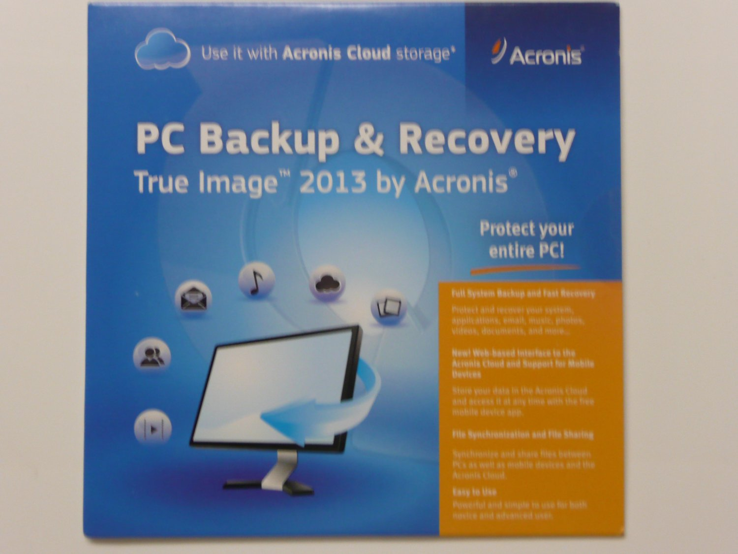 True Image by Acronis