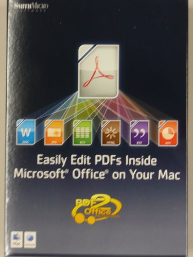 Smith Micro PDF2Office Professional for Office - MAC