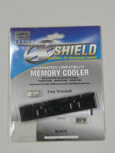 Ultra TherMax T3 Aluminum Memory Cooler