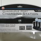 CTA Quadruple Port Charging Station for PlayStation Move Controllers