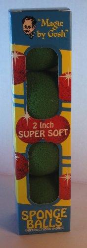 Sponge Balls (Green Set)