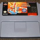 SNES -- WORLD HEROES