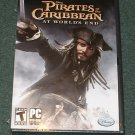 PC - PIRATES OF THE CARIBBEAN - AT WORLDS END - NEW!