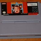 SNES - HOME ALONE