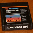 ATARI 2600 - COMMANDO RAID