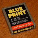 ATARI 2600 - BLUE PRINT - BLUEPRINT