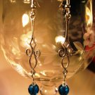 Filigree Silver Earrings Handcrafted