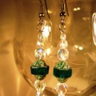 Cathedral Earrings Handcrafted