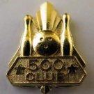 Vintage 500 Club Bowling Pin