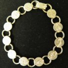 Sarah Coventry Gold Tone Bracelet