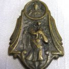 Vintage Catholic Emergency St Christopher Medal