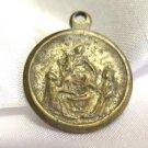 Vintage Ricordo del Santuario in Valle di Pompei Medal