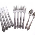 Imperial Fleurette Glossy Stainless 8 PCS
